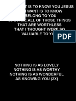 Nothing Is As Wonderful.ppt