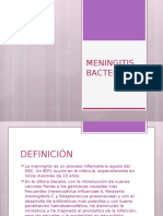 Meningitis Bacteriana Ped