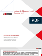 7. Criterios Para Inicial - Dotación 2019