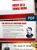 Chapter 1- Advent of a National hero.pptx