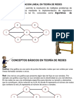 2.6. Programación Lineal en Teoría de Redes