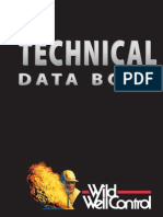 WWC Technical Data Book