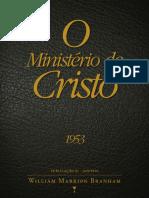 O-Ministério-de-Cristo