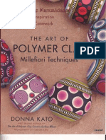 26787964 the Art of Polymer Clay Millefiori Techniques Projects and Inspiration for Creative Canework