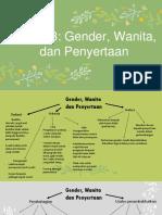 Gender, Wanita Dan Penyertaan