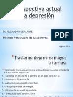 Perspectiva actual de la depresión