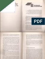 -OBIOLS...Libro Cap 2 Ser Adolescente en La Posmodernidad (OTRA VERSION)