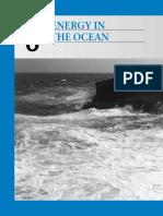 Marine science - Energy