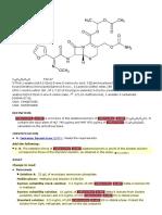 Cefuroxim Axetil USP 40