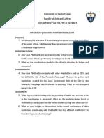 Philippin Constitution