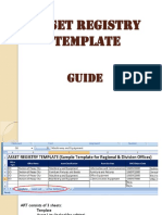 Asset Registry Template - Guide