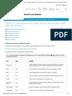 Equipos HP - Accesos directos de teclado, teclas de acceso directo y teclas especiales (Windows) _ Soporte al cliente de HP®