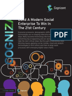 Build a Modern Social Enterprise to Win in the 21st Century
