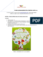 Carti Despre Natura Si Biodiversitate Pentru Copii