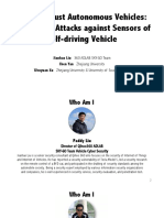 1DEFCON 24 Liu Yan Xu Can You Trust Autonomous Vehicles