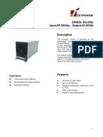 SR4850 Product Datasheet