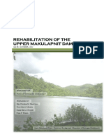 Rehabilitation of the Upper Makulapnit Dam