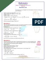 10 Maths NcertSolutions Chapter 13 4
