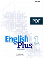 English Plus 1 2nd Edition Student s Book