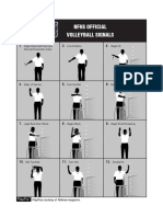 Basketball Referee Signals