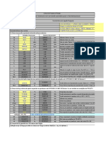 Planilha Cálculo Flange José Luiz Petrobras