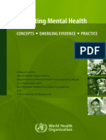 WHO - Promoting Mental Health - Concepts, Emerging Evidence, Practice.pdf