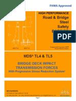 TL-5 Impact Barrier