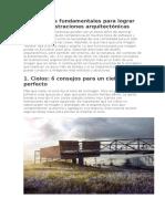 5 conceptos fundamentales para lograr mejores ilustraciones arquitectónicas.docx