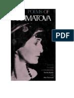 Akhmatova, Anna - Poems of Anna Akhmatova .rtf