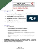 Breaks and Pneumatics