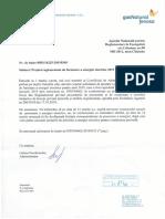 """Solicitare Prețuri Furnizare Energie Electrică 2019 Î.C.S.""""GNF Furnizare Energie"""" S.R.L."""
