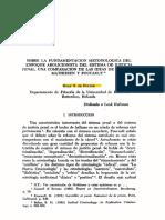 De Folter- Sobre la fundamentacion metodologica...pdf