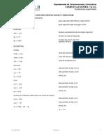 Verificación de fundación tipo tintero