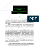 história da matemática no brasil