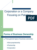 Company form of organization.ppt