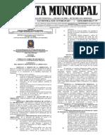Ordenanza Sobre Transparencia y Acceso a La Información Publica