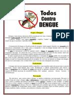 Dengue - Texto e Atividade