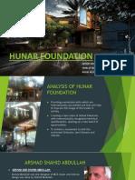 Hunar Foundation -(009 and 031)