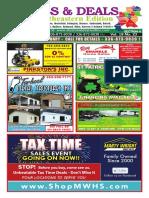 Steals & Deals Southeastern Edition 3-21-19