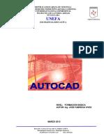 GUIA DIBUJO AUTOCAD UNEFA FABREGA y EJercicios.pdf