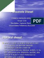 Proiect Motoare Diesel