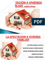 afectacion a vivienda familiar