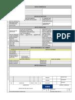 HD(EP)-J-1502.01 Hoja de Datos de Detectores de Gas Tóxico
