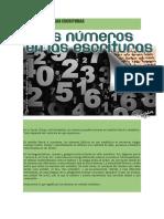 LOS NÚMEROS EN LAS ESCRITURAS.docx