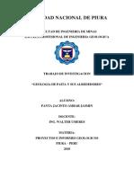 AVANCE DEL TRABAJO SOBRE LA GEOLOGIA DE PAITA Y SUS ALREDEDORES.docx