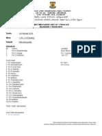 Rekod Penggunaan Ict