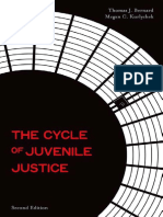 Thomas J. Bernard, Megan C. Kurlychek - The Cycle of Juvenile Justice-Oxford University Press, USA (2010) ♥♥.pdf