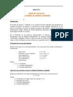 Primer informe fisica laboratorio de fisica