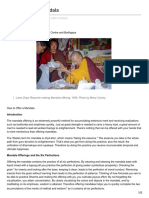 Lamayeshe.com-How to Offer a Mandala