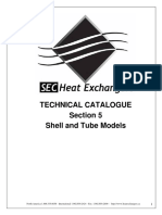 Sec Catalog Section 5 Shell and Tube Models